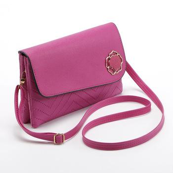 670b8a8daf72 Latest Design Women bags Leather Studded Handbag Long Strap Tote Messenger  Shoulder Bag