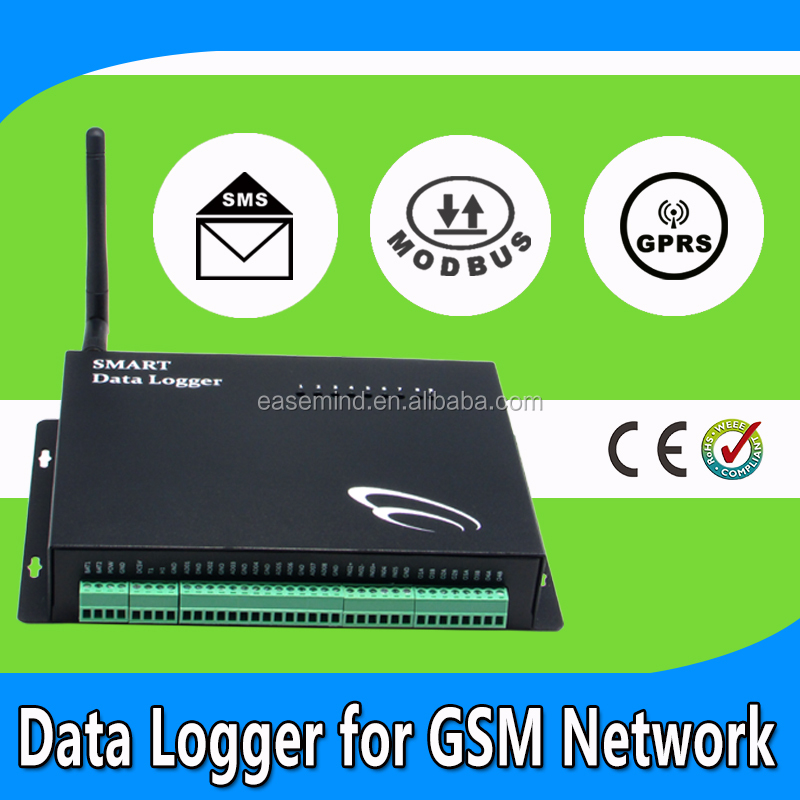 Data Logger for GSM Network easemind zigbee sensor wireless <strong>temperature</strong> and humidity logger network