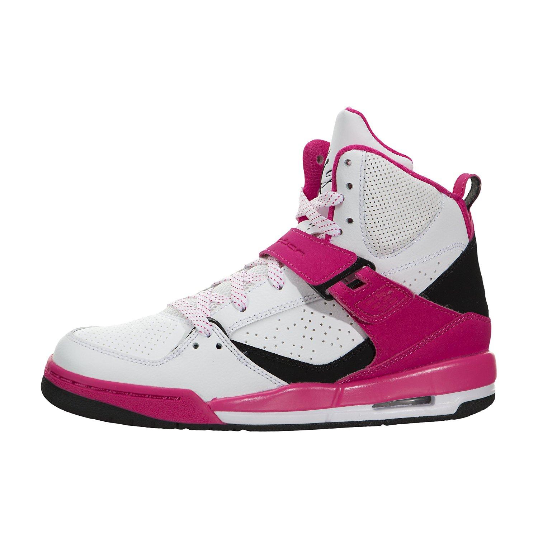 d97dba109b2 Buy Jordan FLIGHT 45 HIGH IP GG girls basketball-shoes 837024 in ...
