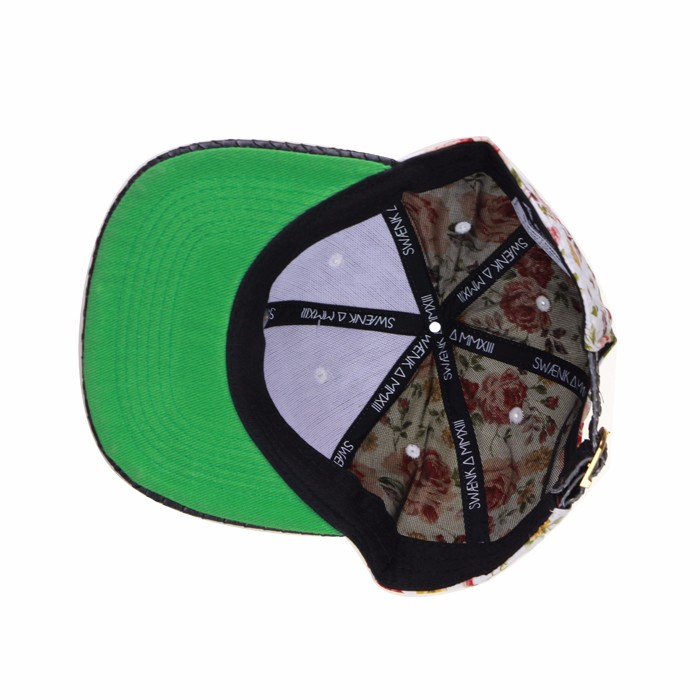 21bd1dfe Xxl Caps Shop Flower Snapbacks Hats Custom Snapback Hat - Buy Flower ...