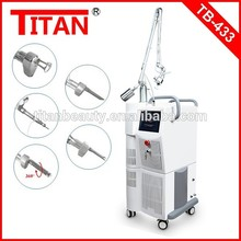 Titan Beauty 2016 Hot CO2 fractional laser mahine for vagina tightening cleaning TB-433