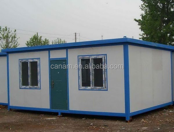 Beautiful surface 20ft container house with window