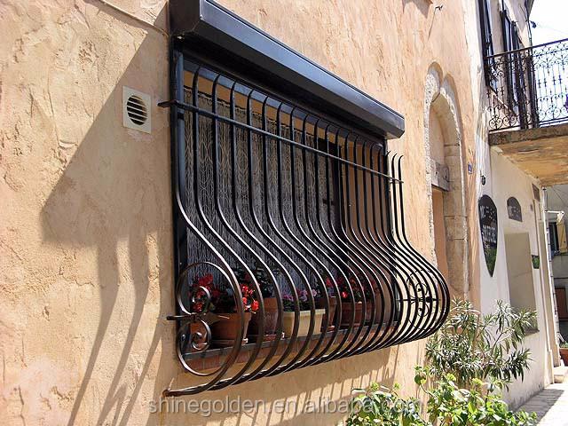 2016 china best price iron window grill design buy steel for Steel window design 2016