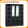 9457#cloth cabinet wardrobe/combination wardrobe and bed/plastic wardrobe