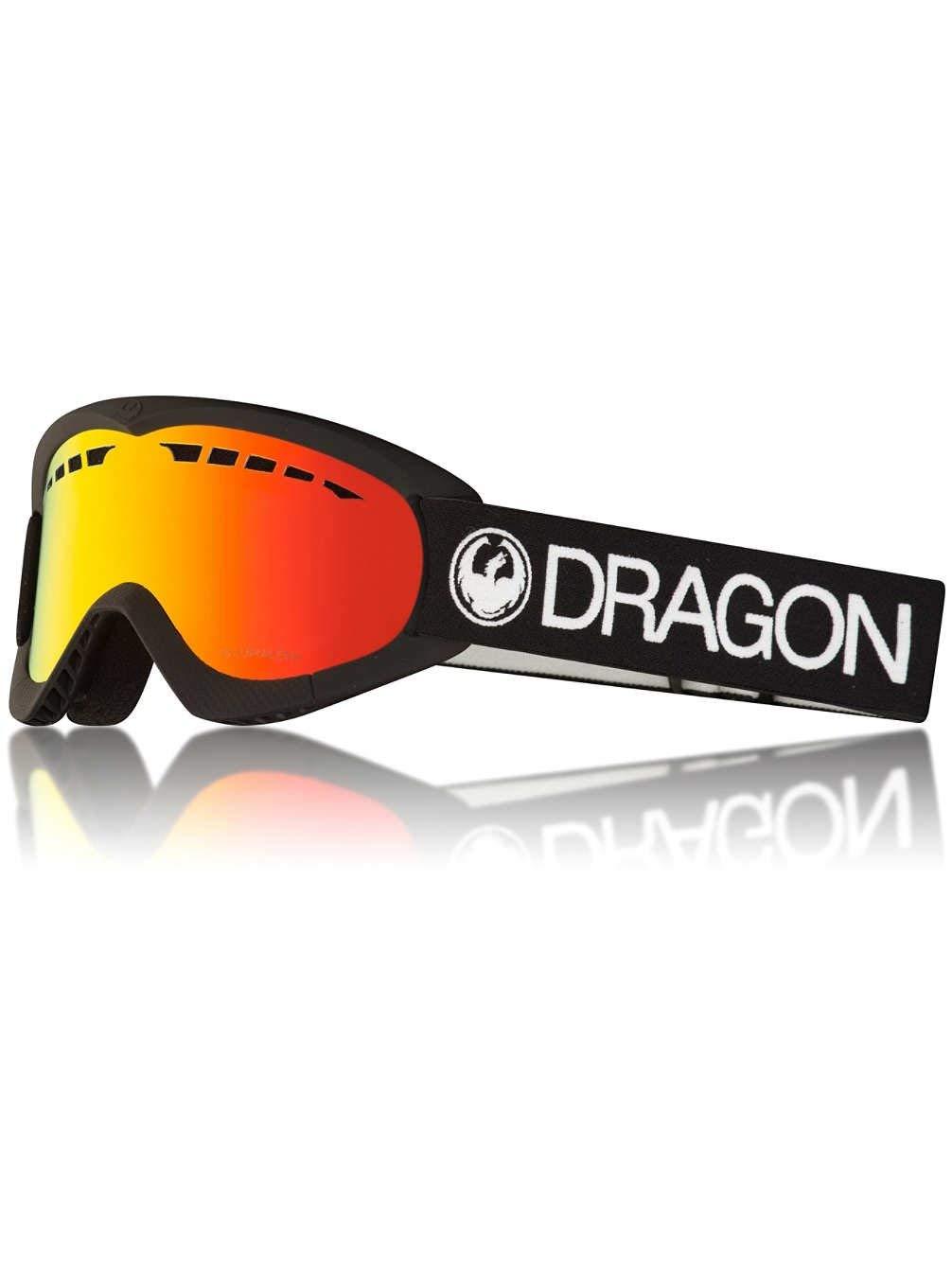 ce397ccf53ff Buy Dragon DXS Onboard Jet black ski snowboard goggles New DRAGON in ...