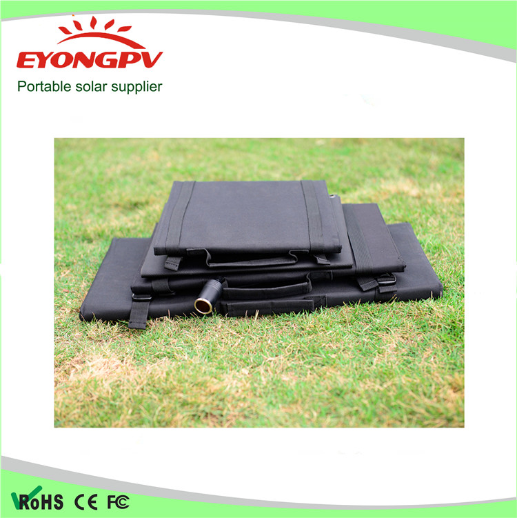 Foldable solar Panel Cell Charger bag For Mobile Phone