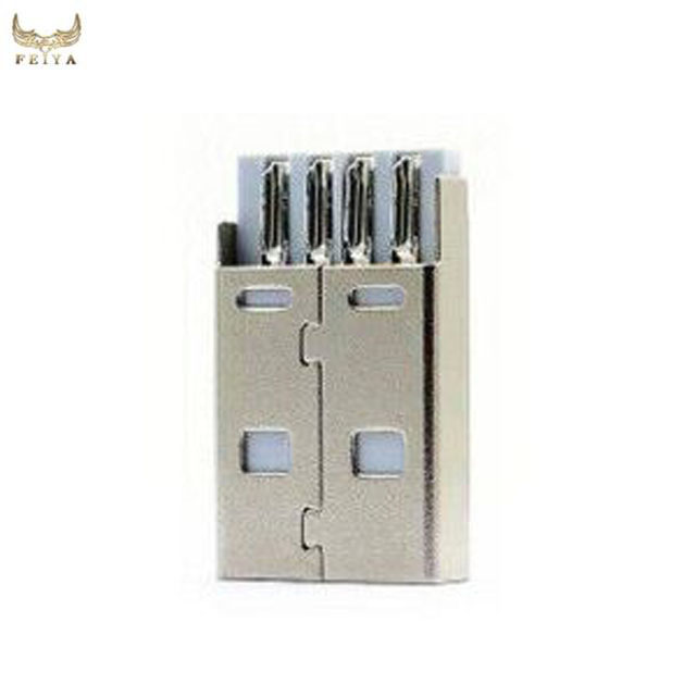 Good quality supply USB male jack 5 Pin A Type connector