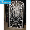 High Quality Simple White Iron Steel Window Design Security Window With Grill