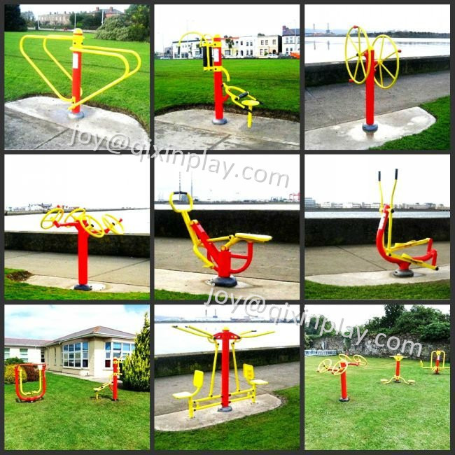 China Guangzhou Outdoor Gym Cheap Adults Outdoor Fitness