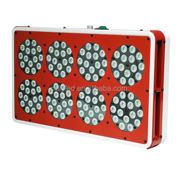 300W LED Plant Grow Light Hydroponic Lamp plays an very important role in the flowering and fruiting