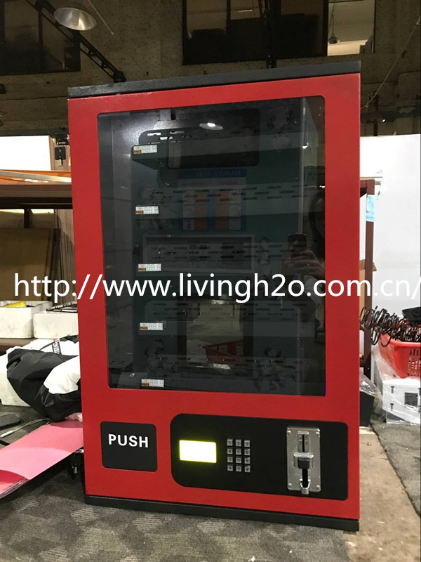 Cigarette vending machine , Wall-mounted Vending Machine