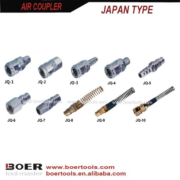 Air Coupler Air Connector Air Hose Japan Type Hose Fitting
