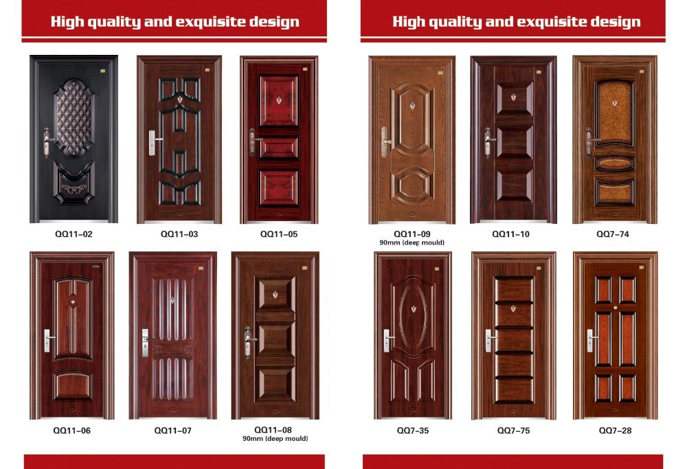 new design high quality steel security door king doors china & New Design High Quality Steel Security Door King Doors China - Buy ...
