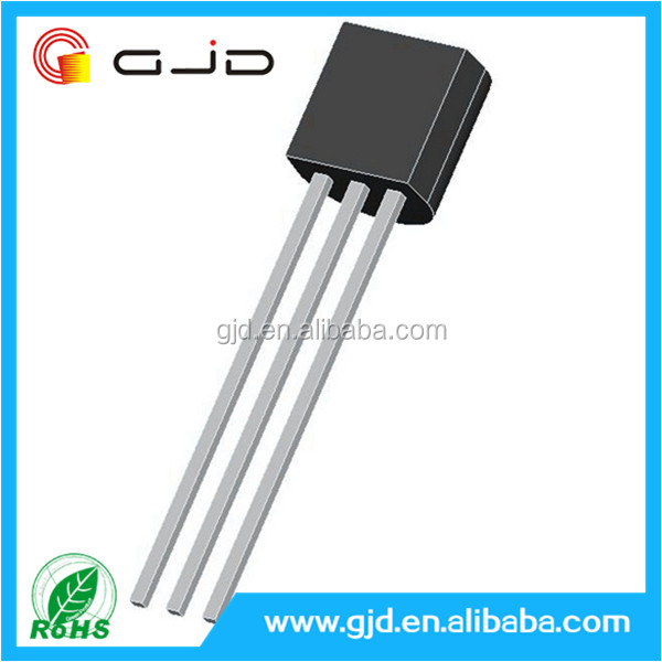 High Voltage Switching MJE13003D tO-92 power transistor