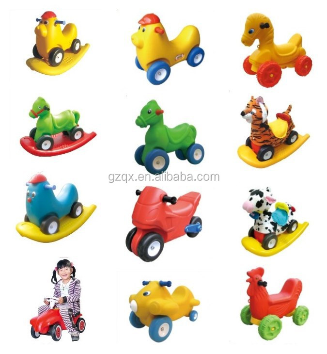 Outdoor Playground Kid Spring Rider For Children, Outdoor Kindergarten Toys  /QX 153B