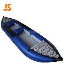 (CE)PVC material 2 person inflatable fishing kayak best selling for sale