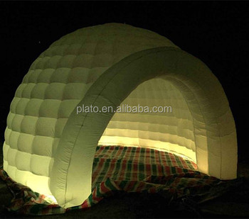 Party air inflatable giant dome tent /outdoor led multi-color inflatable tent lighted for & Party Air Inflatable Giant Dome Tent /outdoor Led Multi-color ...