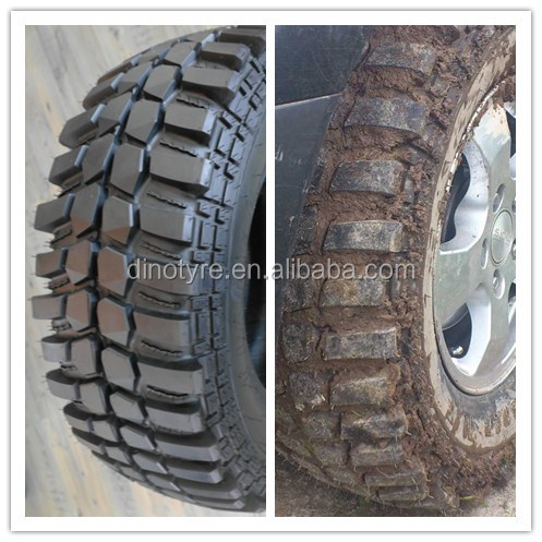 off road tyres 4x4 mud terrain tires 35x125r16 37x125r17 lakesea extreme