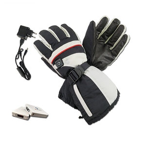 3 Heating Levels Motorcycle Electrical Rechargeable Thermal Heated Gloves