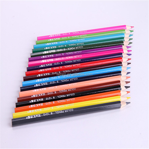 high quality Nontoxic pencil making machine color pencil