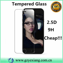 mobile accessories factory wholesale tempered glass screen protector for iphone 3g
