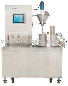 Centrifugal Granulator&Coater used in malt sugar