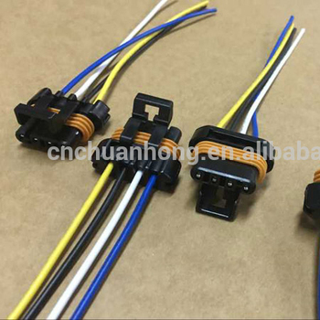 female ls1 ls6 ignition coil wiring harness pigtail connector gm female ls1 ls6 ignition coil wiring harness pigtail connector gm