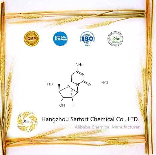 pharmaceutical suppliers Gemcitabine hydrochloride 122111-03-9