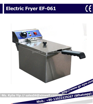 Mini Small Frying Machine Low Oil Fryer With Ce