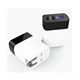 5V 3.4A mobile phone Travel USB Charger adapter dual usb wall charger with LED display