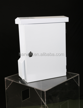 Outdoor Waterproof Electrical Panel Enclosures Box View Electrical