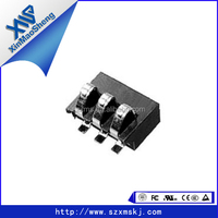 Standard battery connector car battery cables and connector 3pin