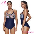 Usa Warehouse Factory price blue bulk muslim women sexy mature swimwear