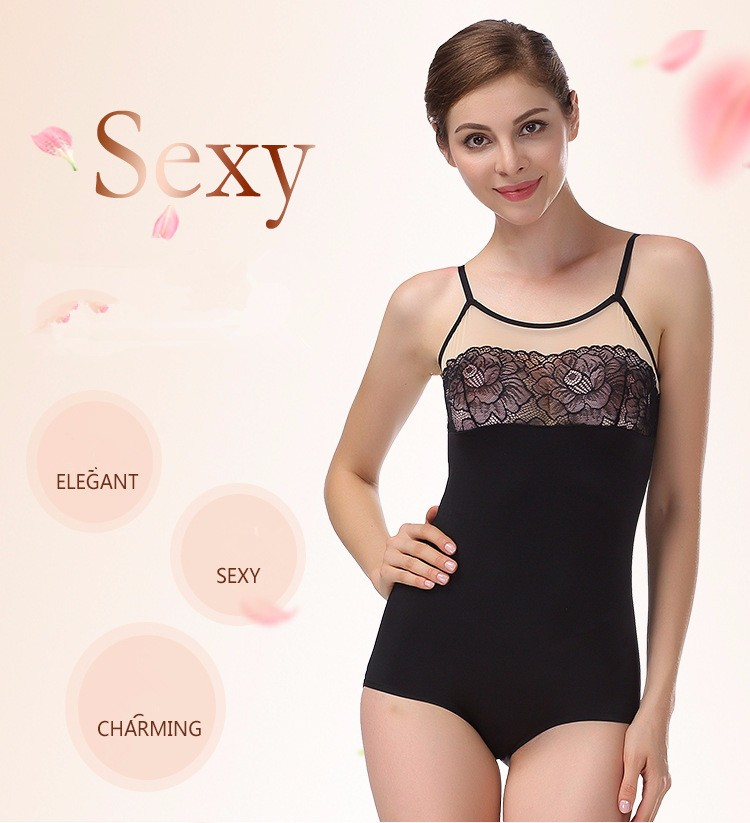 Lace Teddy Features 9