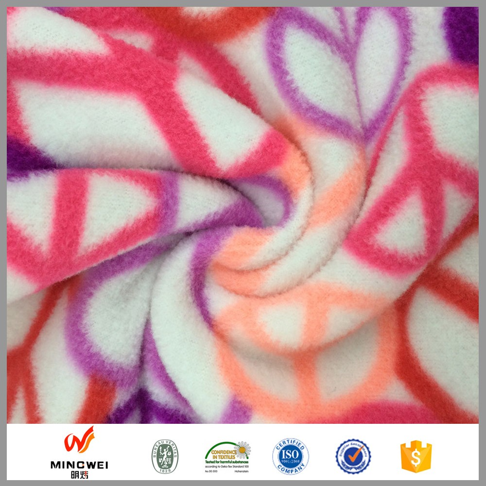 factory price china supplier mens polar fleece fabric per meter womens garments