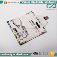 Factory offer Promotional gifts fashion cheap manicure sets for sale