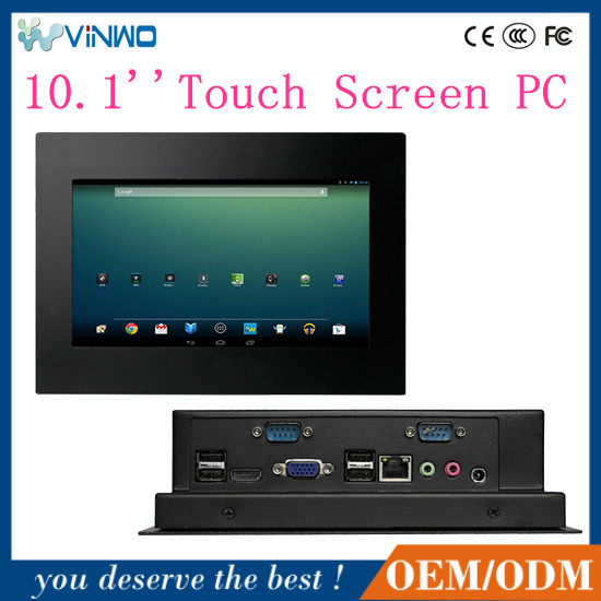 Industrial Android Low Price 2G Memory 32G SSD Panel PC Price