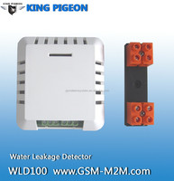 Wired Water Leakage Detector Waterlogged multi-places(Connect additional WLD100D) underground Security Protection Products