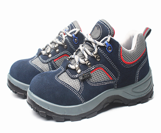 Super March low cut welding steel toe industrial safety shoes