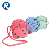 Ruiding Hot Selling In China Wholesale ISO9002 Customized Colorful Pvc Mini Backpack Makeup Bags