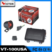 OEM upgrading remote engine anti-hijacking Victor GPS car alarm beeper
