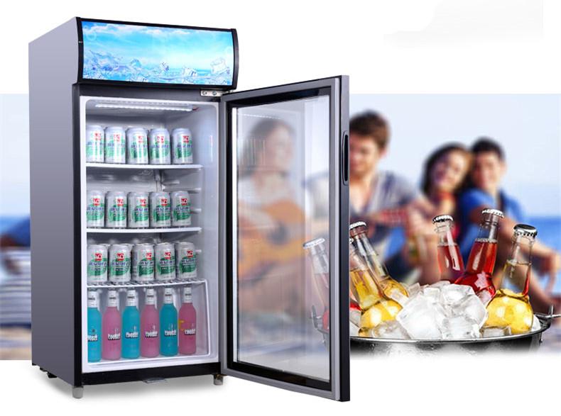 Monster Energy Mini Kühlschrank : 42l neue produkt kalten tisch top mini display kühlschrank kleine