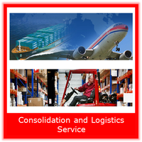 one stop logistics service providers with consolidation