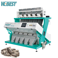 Oil Seeds Cleaning Machinery/ Rapeseed Color Separator Supplier