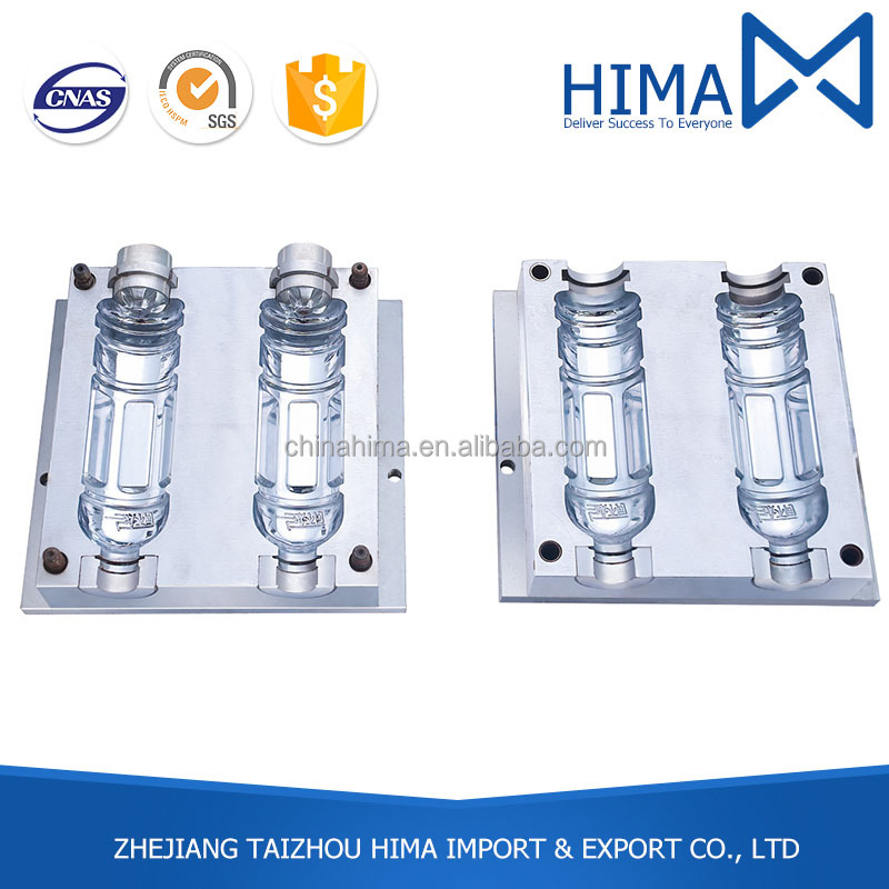 Alibaba Wholesale Plastic Mould Die Makers For Bottle