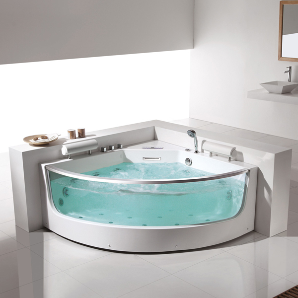 Corner Acrylic Bath Tub, Corner Acrylic Bath Tub Suppliers and ...