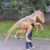 Best selling items animatronic dinosaur hand puppet for christmas