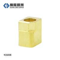 Factory Brass Electrical Connector Terminal 4C600B