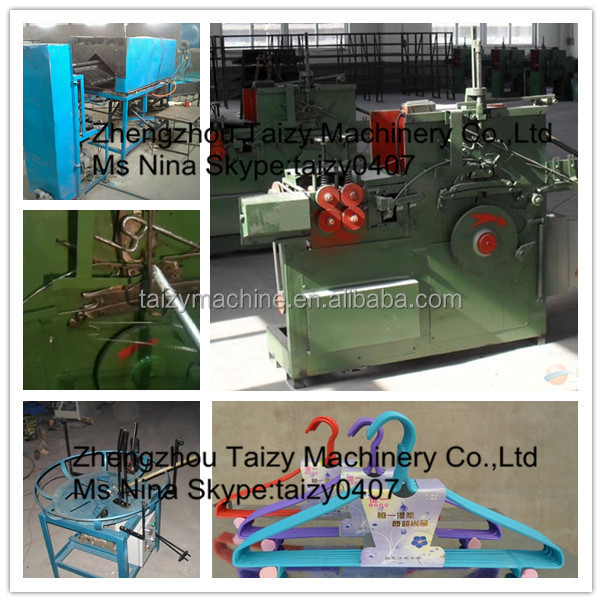 2015 Wire hanger machine/laundry hanger/clothes rack machine by TAIZY(Skype:taizy0407)