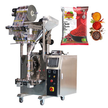 Indian spices powder packaging machine